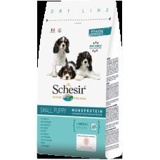 Hrana uscata pentru caini Schesir Small Puppy Monoprotein 800 g