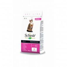 Hrana uscata pentru pisici Schesir Adult Monoprotein cu sunca 400 g