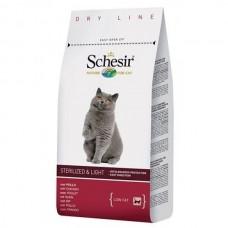 Hrana uscata pentru pisici Schesir Sterilised 10 kg
