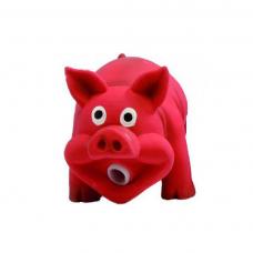 Jucarie pentru caini Beeztees Piggy 20 cm