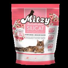 Nisip pentru litiera cu miros floral Mitzy 3.8 L