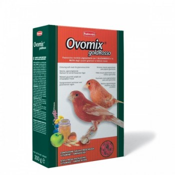Ovomix Gold Rosso 300gr
