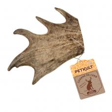 Recompensa pentru caini coarne de cerb lopatar Petkult L 200 g