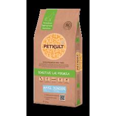 Hrana uscata pentru caini Petkult Sensitive Maxi Junior cu miel si orez 12 kg