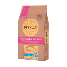 Hrana uscata pentru pisici Petkult Probiotics Hair and Skin 7 kg