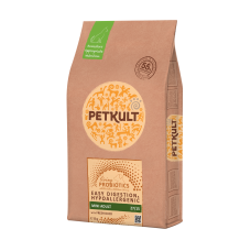 Hrana uscata pentru caini Petkult Probiotics Mini Adult cu rata si orez 8 kg