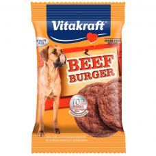 Recompensa pentru caini Vitakraft Beef Burger 2 Buc 18 g
