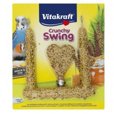 Delicatase pentru pasari Vitakraft Crunchy Swing 80G