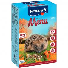 Hrana pentru arici Vitakraft Premium Menu 600G