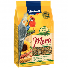 Hrana pentru nimfe Vitakraft Premium Menu 1KG