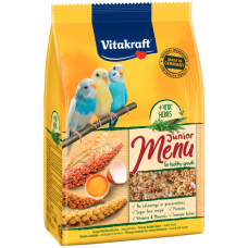 Hrana pentru perusi Vitakraft Premium Menu Junior 500G