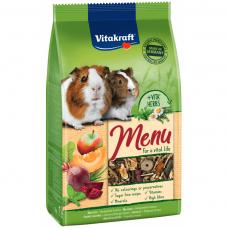 Hrana pentru porcusori de Guineea Vitakraft Premium Menu 1KG