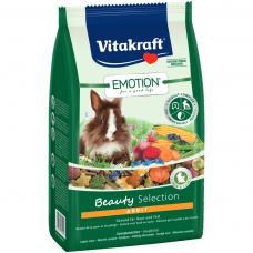 Hrana pentru iepuri Vitakraft Emotion Beauty Adult 600G