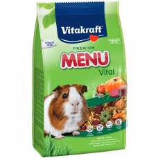 Hrana pentru porcusori de Guineea Vitakraft Premium Menu 400G