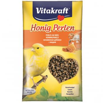 Vitamine pentru canari Vitakraft Miere 20G
