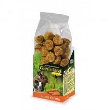 Recompense pentru rozatoare Jr Farm cu morcovi 140 g