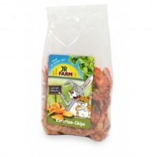 Felii de morcov pentru rozatoare Jr Farm 125 g